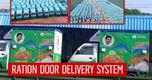 In Pictures: Just take a look at Andhra CM Jagan's 9000+ van ration home delivery fleet