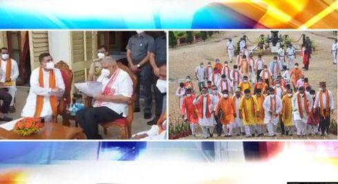 'Todna-jodna part of TMC's politics': Suvendu Adhikari meets Bengal Governor with 50 MLAs
