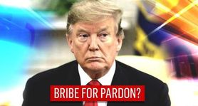 US authorities probe alleged 'bribery for pardon' scheme ahead of Trump's White House exit