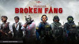 CS:GO Operation Broken Fang