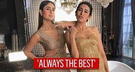 'Sister Squad': Kareena Kapoor and Karisma shoot together, watch BTS video