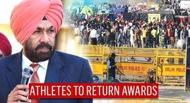 Arjuna Award, Padma Shree recipients to return awards to express solidarity with farmers