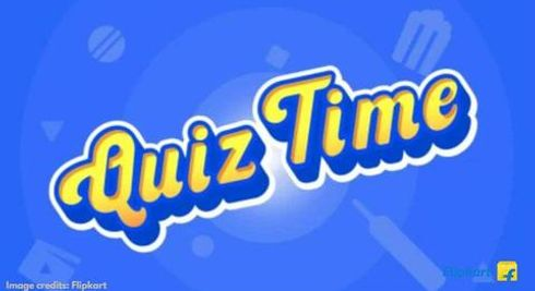 Flipkart quiz answers August 12, 2020: Answer and win exciting rewards