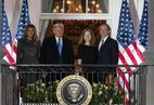 Trump says it's 'momentous day for US' after Amy Coney Barrett swears in as SC justice