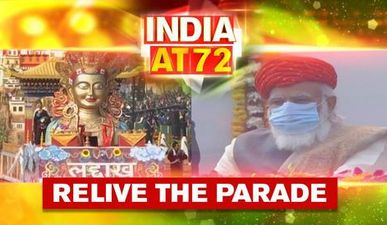 Republic Day 2021 LIVE Updates: Relive the iconic R-Day parade at Rajpath