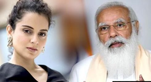Kangana Ranaut hails PM Modi's address to nation, says 'thank you for much-needed clarity'