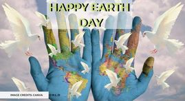 Earth Day: 50 slogans to raise awareness about the environment on April 22
