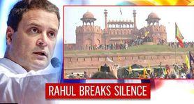 Rahul Gandhi won't relent as violent riots rock Delhi; insists 'take back farm laws'