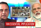 Subramanian Swamy adds own rejoinder to PM Modi's 'govt has no business being in business'