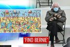 'He's there': Puzzle revamped with Bernie Sanders' meme, netizens try to spot him