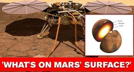 NASA InSight lander uncovers Mars' surface details in seismograph data