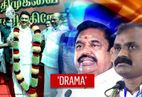 Stalin slammed by AIADMK & BJP for posing with 'Vel'; NDA allies call out DMK's 'Atheism'