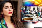 COVID-19: Sunny Leone teams up with PETA to donate 10,000 meals to Delhi migrant workers