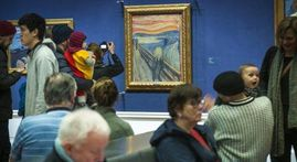 Edvard Munch himself vandalised 'The Scream', hidden message on the painting decoded