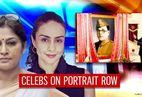 Roopa Ganguly slams Opposition on Netaji's portrait row; Gul says Prosenjit looks similar