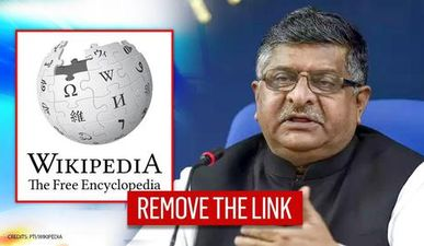 Centre orders Wikipedia to remove link showing wrong map of J&K, warns of blocking site