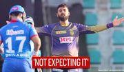 Varun Chakravarthy opens up on maiden India call-up, says 'it all looks like some destiny'