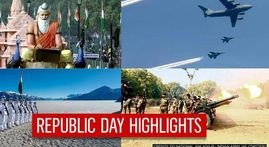 India celebrates Republic Day 2021: Highlights from across the country