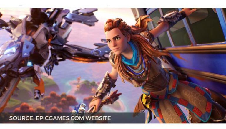 Live Fortnite Tournament Fortnite Aloy Cup Get The Aloy Bundle Early Through This Fortnite Tournament