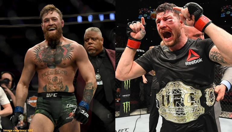 Michael Bisping Bites Back At Conor McGregor After His 'one-eyed' Remark