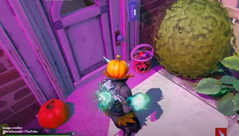 When Will Fortnite Beta End How To Eat Candy In Fortnite The Fortnitemares Eat Candy Challenge