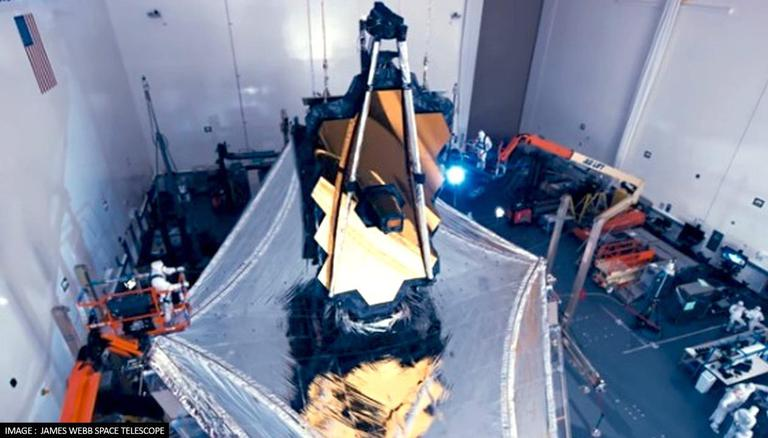 James Webb Telescope's journey from stashing to release as it readies for Dec 18 launch - Republic World