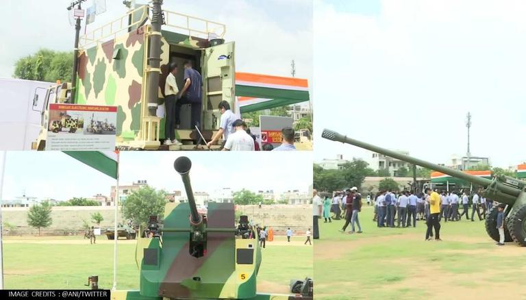 Indian Army holdsexhibition in Jaipur to commemorate victory in 1971 war against Pakistan