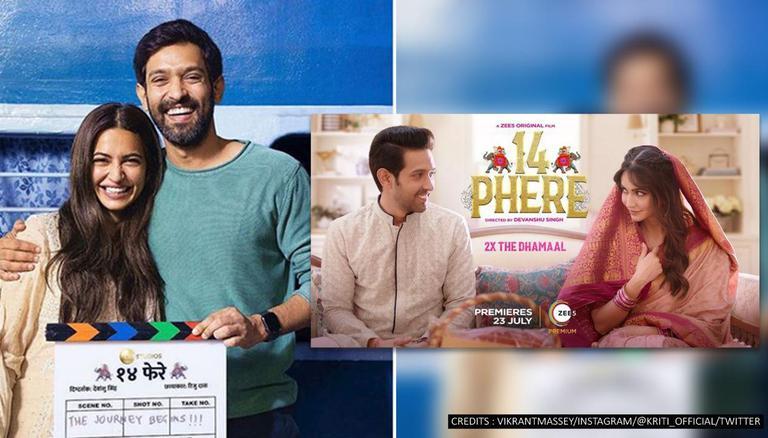 14 Phere': Vikrant Massey, Kriti Kharbanda Starrer 'social Comedy' Gets  Release Date