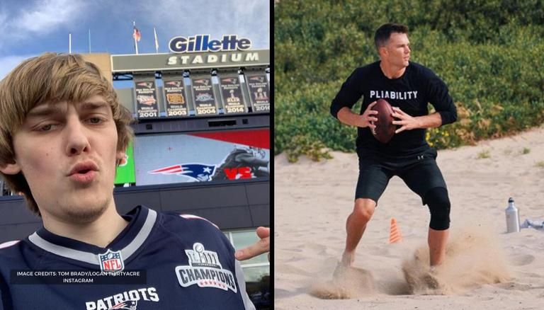Tom Brady's first Bucs jersey and dinner treat bought for $800,000 ...