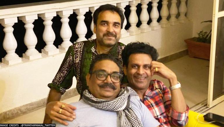 Pankaj Tripathi turns host for old friend Manoj Bajpayee; Latter pens note  with pics - Flipboard