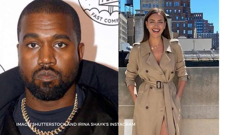 Kanye West And Irina Shayk Spotted Vacationing In France Sparking Dating Rumours