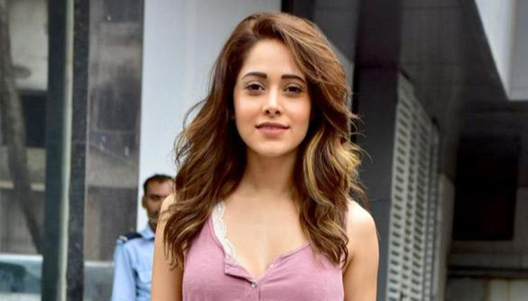 Nushrat Bharucha Does Professional Shoot At Home, Turns Mother Into  Photographer