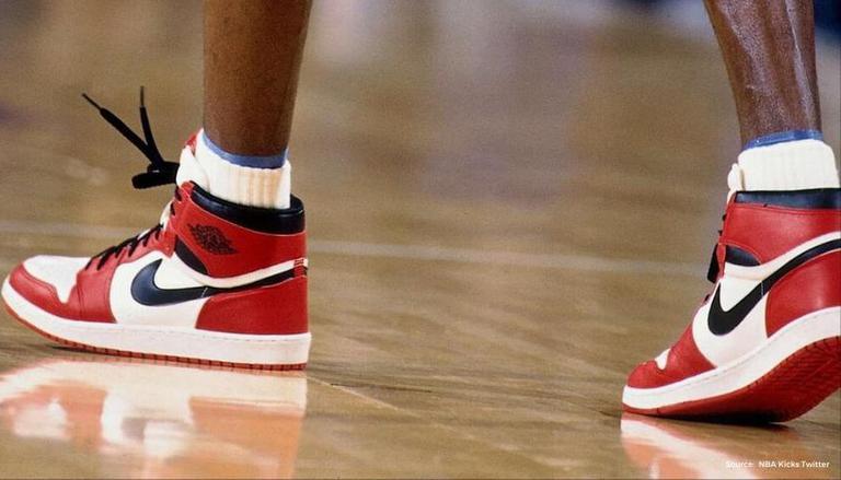 Michael Jordan's agent reveals 'Air Jordan' wasn't first-choice ...