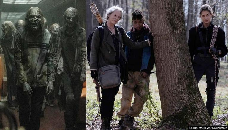 'The Strolling Lifeless' last season brings on Ian Anthony Dale & Laurie Fortier; Verify particulars