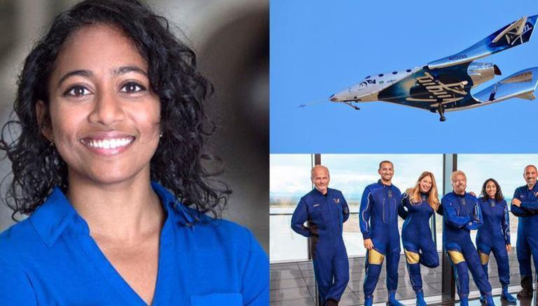 Incredible & Life Changing': Sirisha Bandla On Virgin Galactic's Historic Voyage To Space