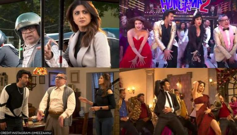 Hungama 2' trailer features Paresh Rawal & co coming 'back with a blast'; watch
