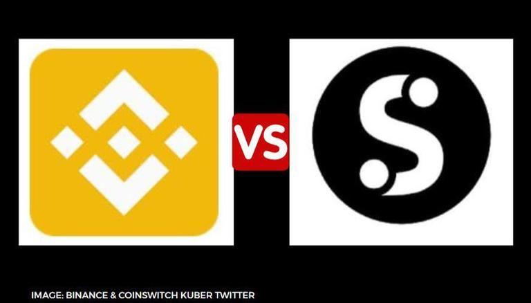 binance vs coinswitch kuber