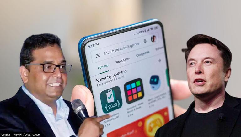Paytm founder calls out Google Play Store fees after Elon Musk slams Apple App Store's tax - Republic World