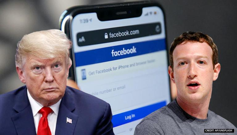 Donald Trump Reacts To 2-yr Facebook Ban: 'No Dinner With Mark Zuckerberg At White House'