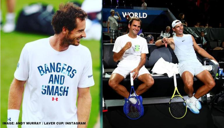Rafael Nadal Roasted By Roger Federer Andy Murray For Technology Disaster On Instagram