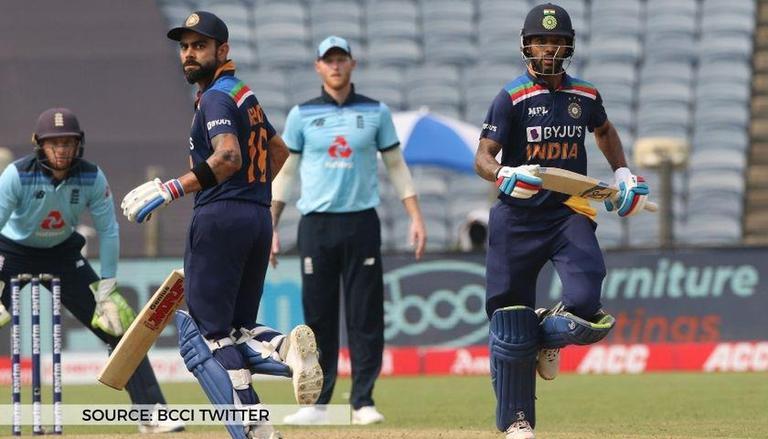 IND vs ENG: Shikhar Dhawan equals odd Sourav Ganguly feat in ODI cricket,  fans heartbroken