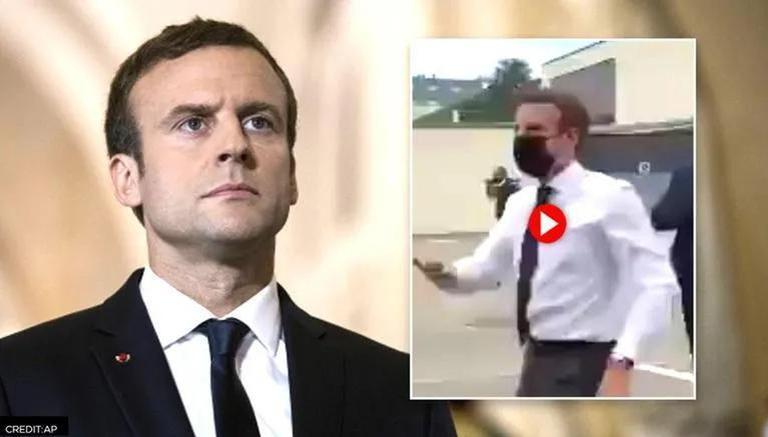 France: Man Who Slapped President Emmanuel Macron Jailed For Four Months