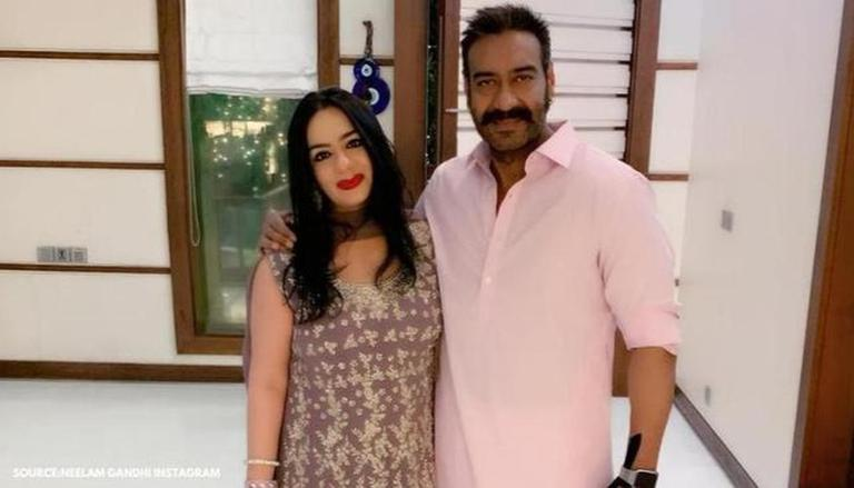 Unseen Pic Of The Day: Ajay Devgn's Photos With His Sister Are True Sibling Goals