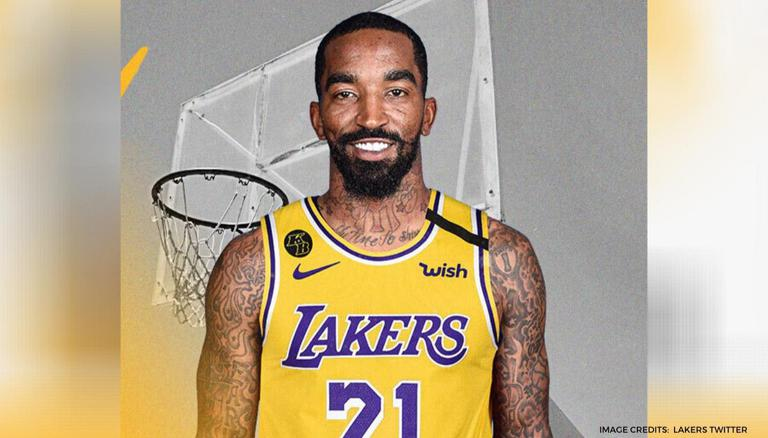 JR Smith's jersey number revealed by agent Rich Paul after signing ...