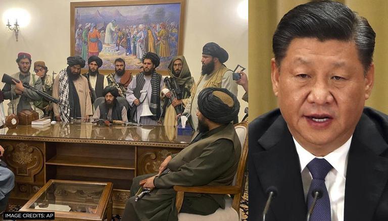 China, Taliban