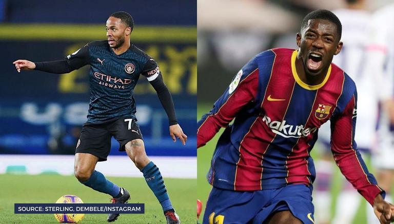 Barcelona Could Pursue Raheem Sterling If Ousmane Dembele Leaves Camp Nou