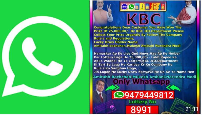 Online fake number whatsapp WhatsApp fraud: