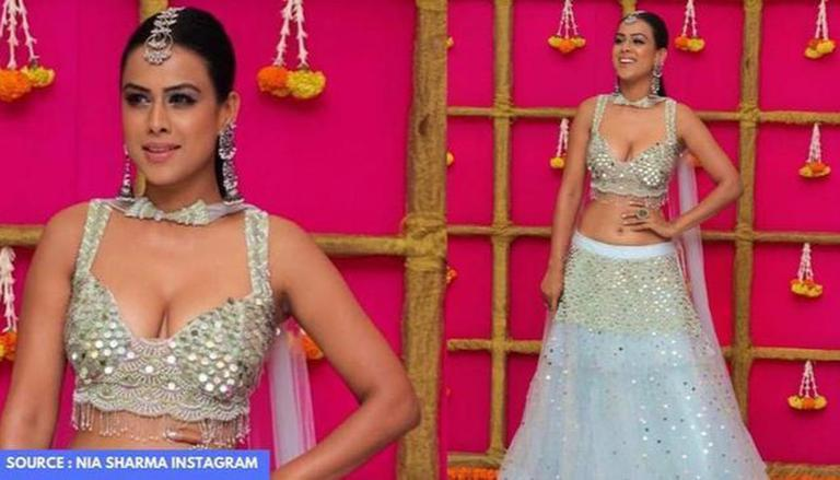 Nia Sharma has the best traditional earring collection; Check out her  lovely pics