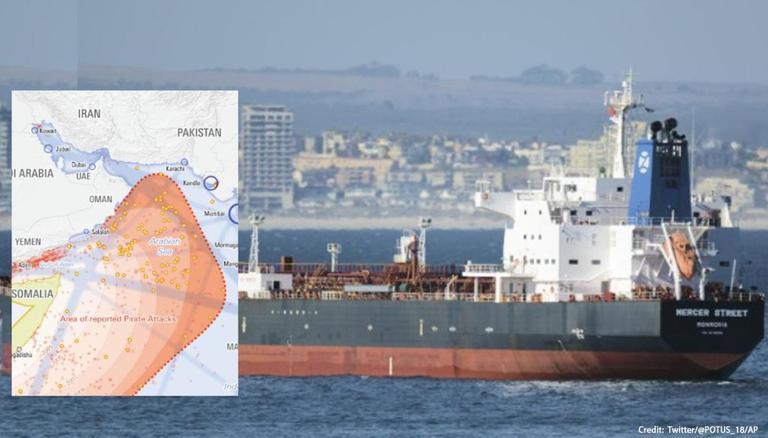 UK, EU crew killed in Iranian drone attack on Israeli-operated oil tanker off Oman coast