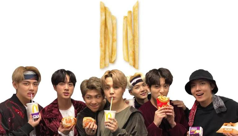 How to Order BTS McDonald's Meal